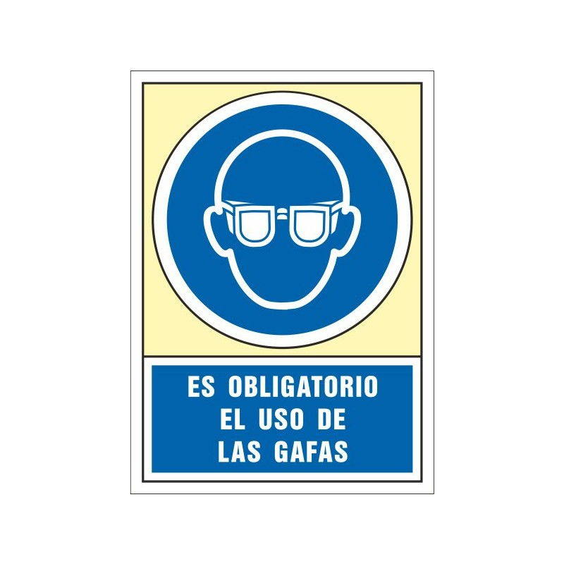 4002S-Es obligatorio el uso de las gafas