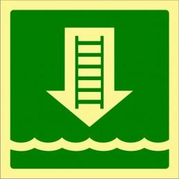 SYSSA,Señal Escala de embarco