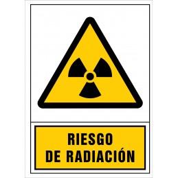SYSSA,Señal Riesgo de radiación