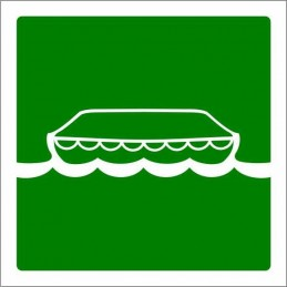 SYSSA,Señal Botes salvavidas