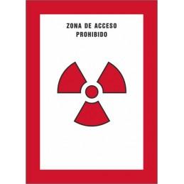 SYSSA,Señal Zona de acceso prohibido