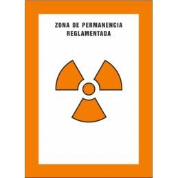 SYSSA,Señal Zona de permanencia reglamentada