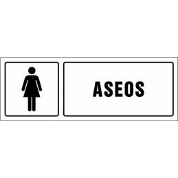 SYSSA,Señal Aseos señoras