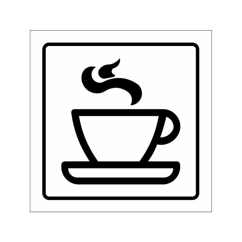 1530S-Cartel Cafetería - Referencia 1530S