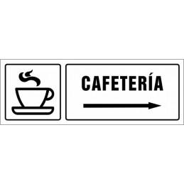 SYSSA,Señal Cafetería derecha