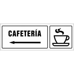 SYSSA,Señal Cafetería izquierda