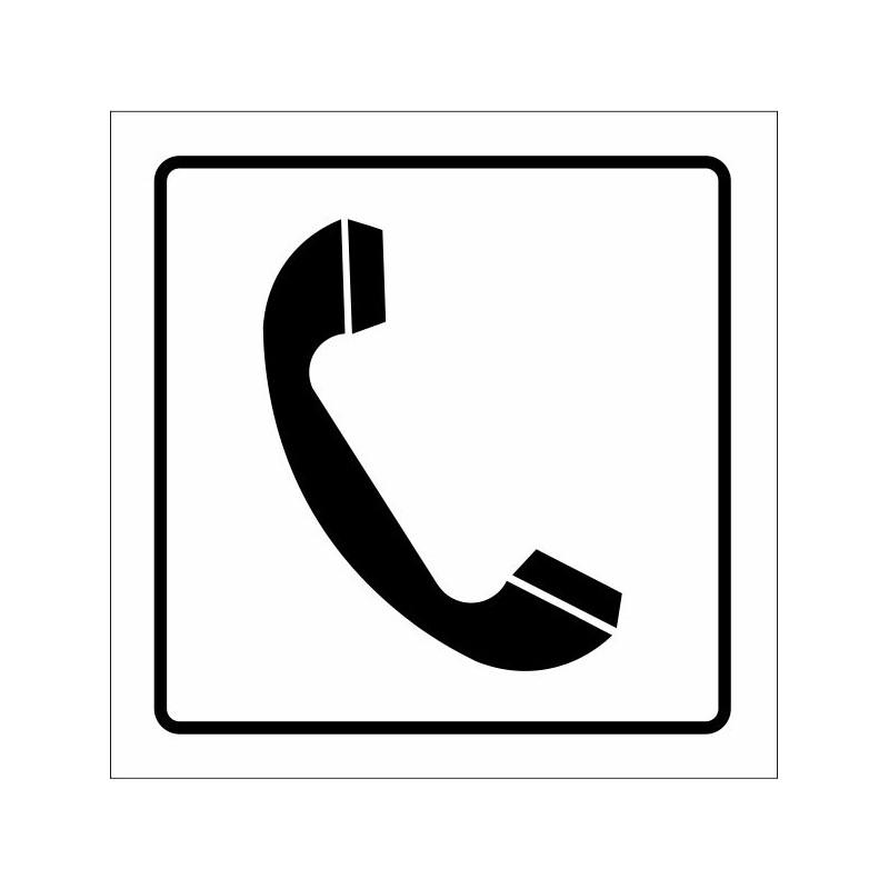 1540S-Cartel Teléfono - Referencia 1540S