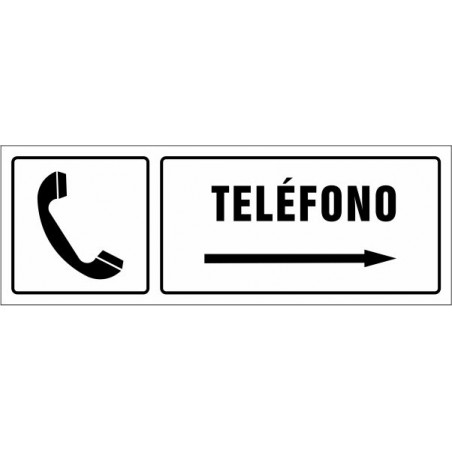 Teléfono derecha