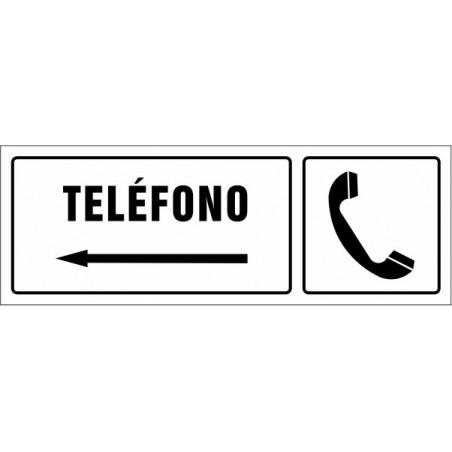 Teléfono izquierda