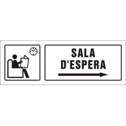 SYSSA,Señal Sala de espera derecha