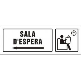 SYSSA,Señal Sala de espera izquierda