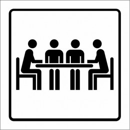 Cartell Sala de reunions -...