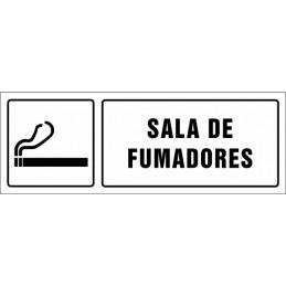 Cartell Sala de fumadors -...