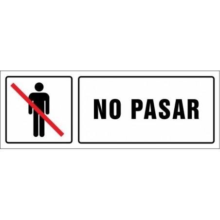No pasar