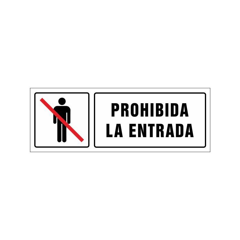 1583S-Prohibida la entrada