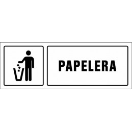 Cartell Paperera -...