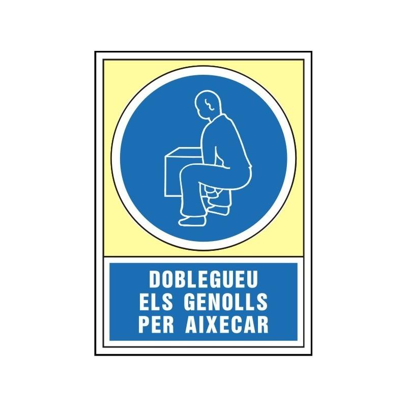 4018S-Doblegueu els genolls per aixecar