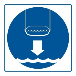 SYSSA - Tienda Online - OMI - Señal Arríen botes salvavidas
