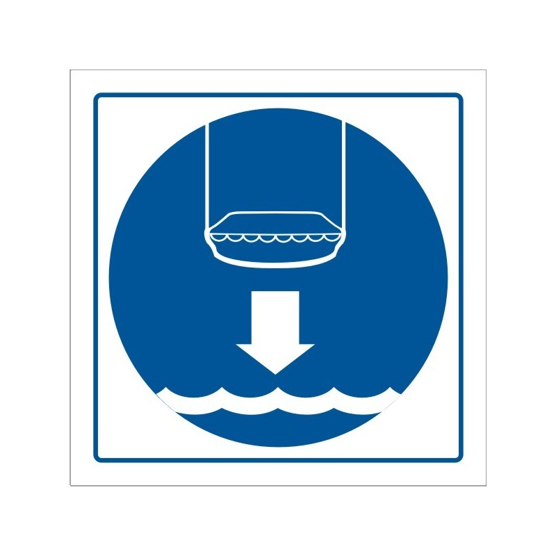 404S-OMI - Arríen botes salvavidas - Referencia 404S