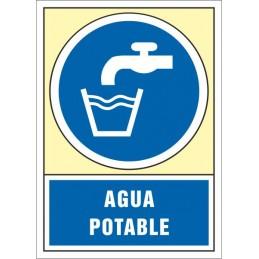 SYSSA,Señal Agua potable