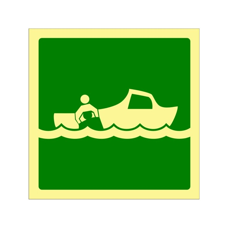 412F-Bote de rescate