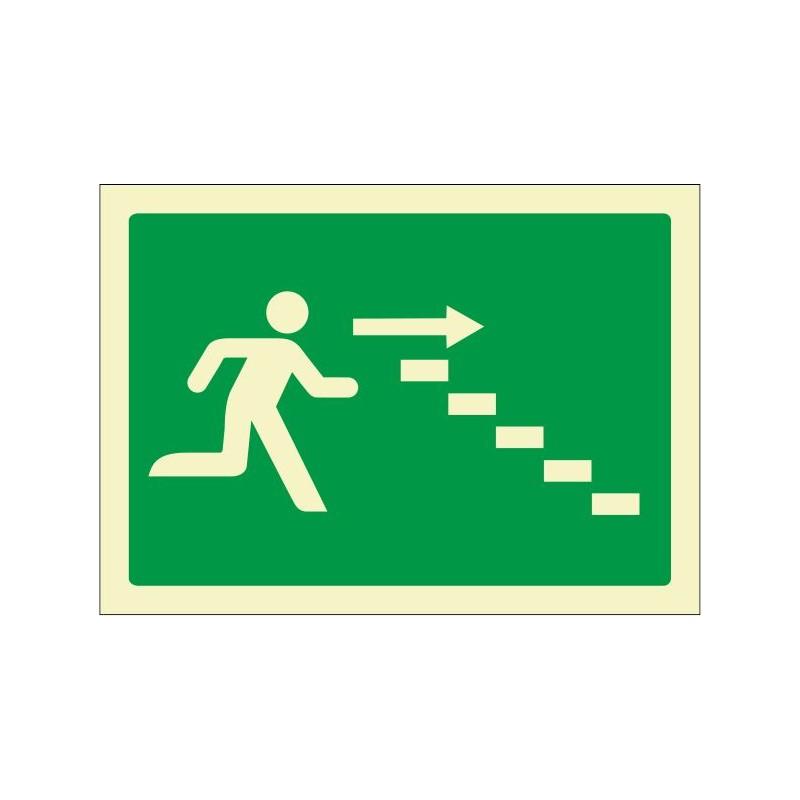 5025F-Escalera de emergencia abajo derecha
