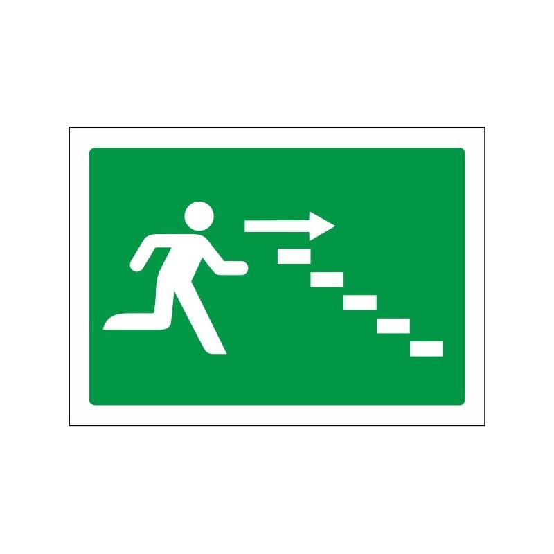 5025S-Escalera de emergencia abajo derecha