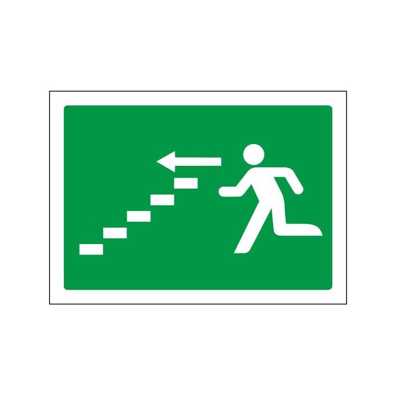 5026S-Escalera de emergencia abajo izquierda
