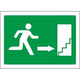 Senyal Escala d'emergència...