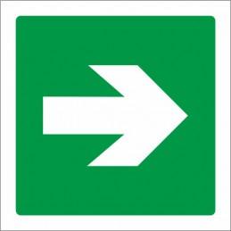 Senyal Via d'evacuació -...