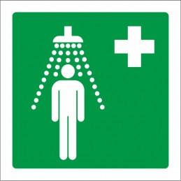 Senyal Dutxa d'emergència -...