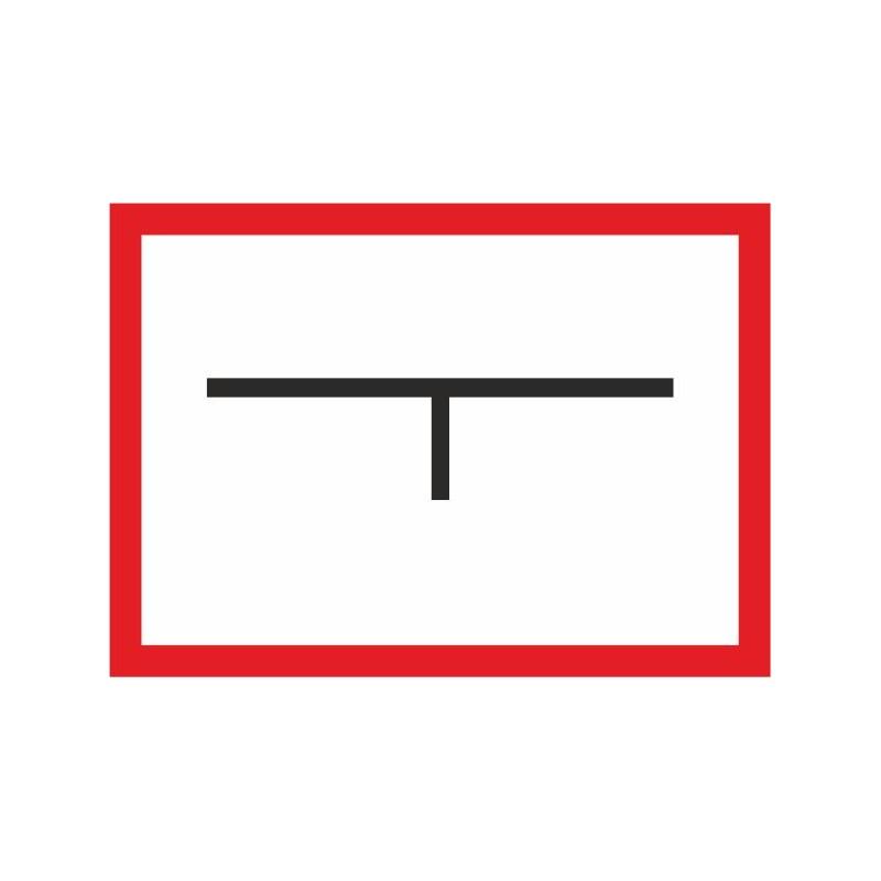 705829S-Placa Hidrante - Referencia 7058S
