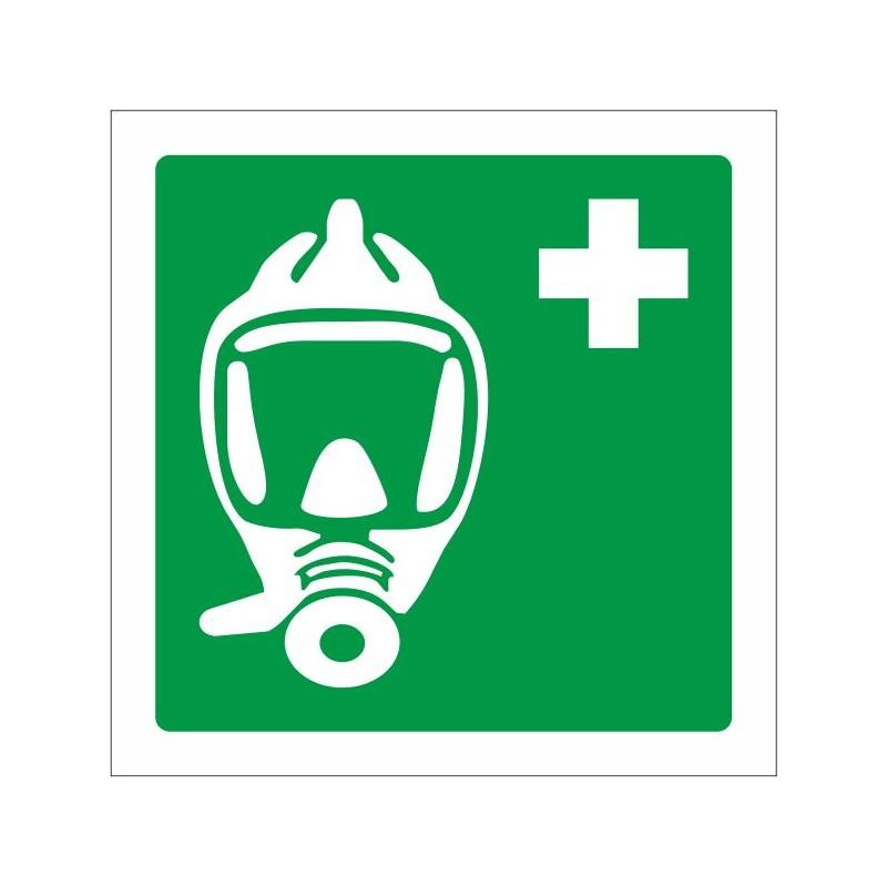 7067S-máscara de emergencia