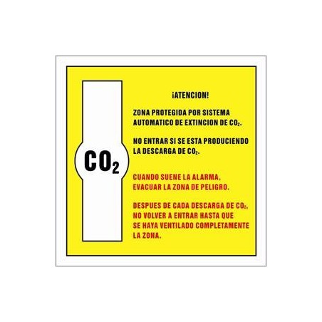 Señal Extintor Fotoluminiscente - Referencia 7015F