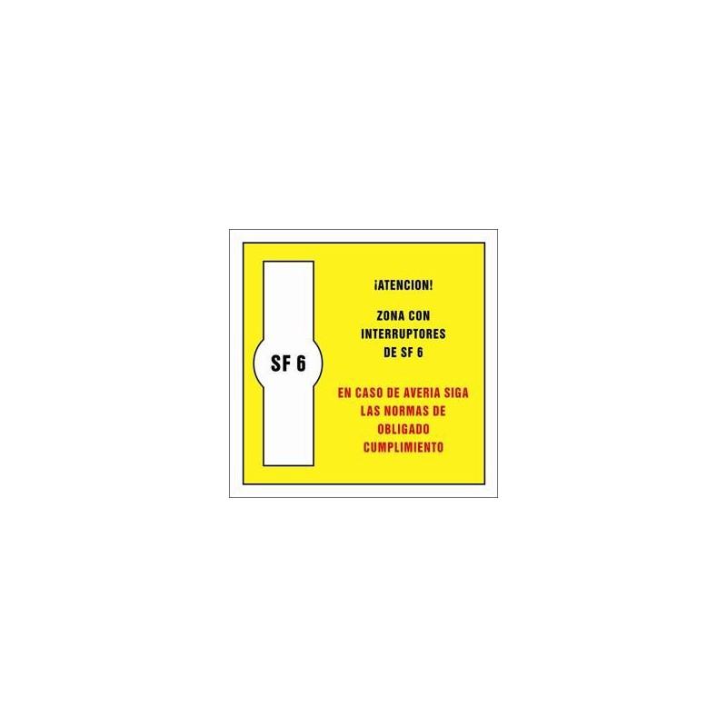 7071S-Zona con interruptores de SF 6