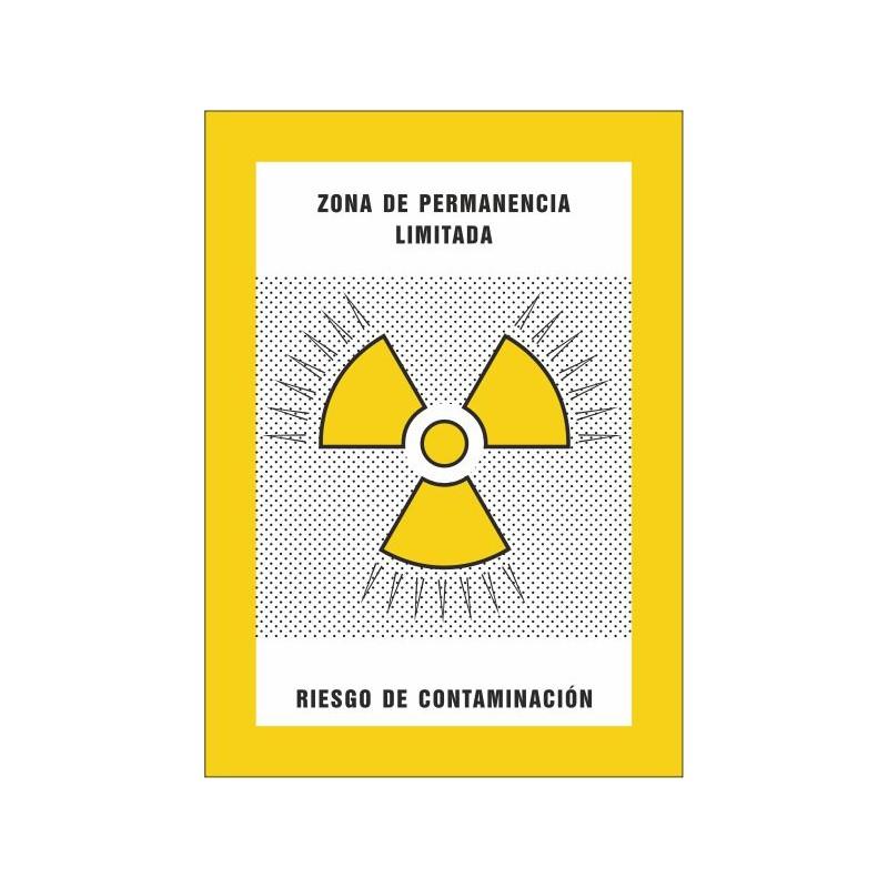 8002S-Zona de permanencia limitada Riesgo de contaminación