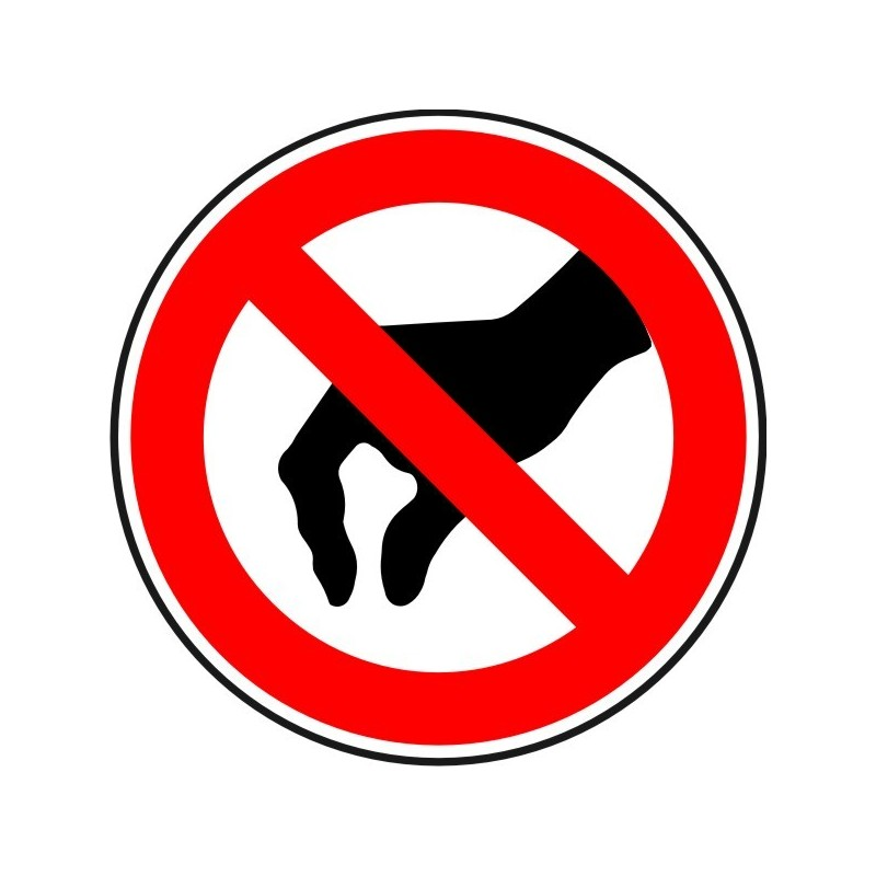 NT-No tocar