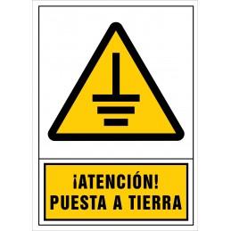 Atenció! presa a terra