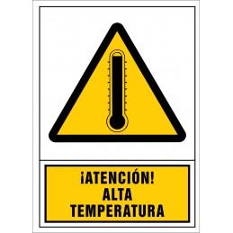 Atenció! Alta temperatura