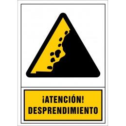 Atenció! Despreniment