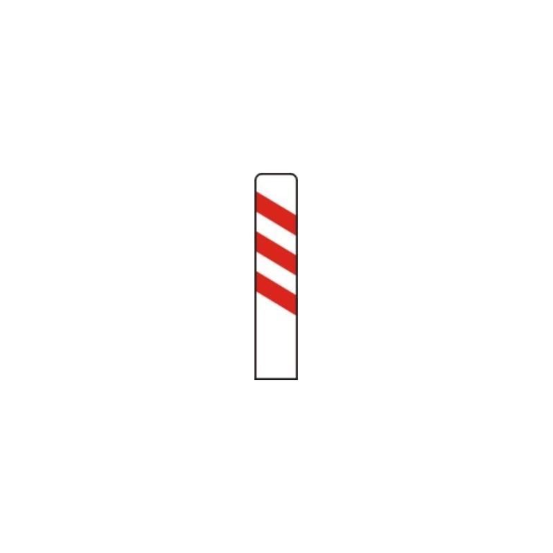 P10a-Proximitat d'un pas a nivell o d'un pont mòbil (costat esquerre)