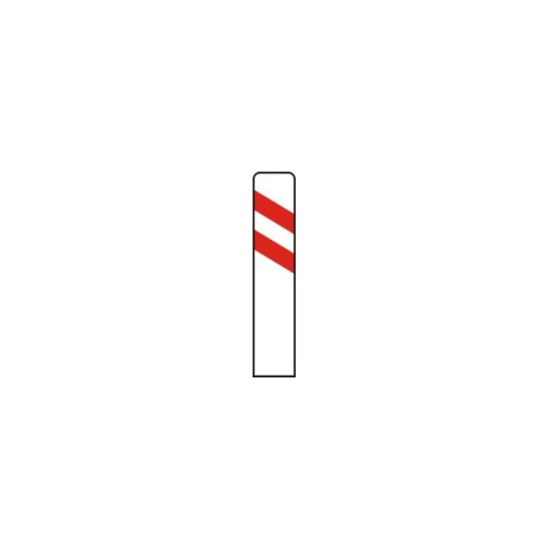 P10b-Aproximació d'un pas a nivell o d'un pont mòbil (costat esquerre)