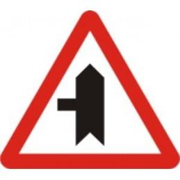 SYSSA,Señal Con prioridad sobre Vía a la izquierda