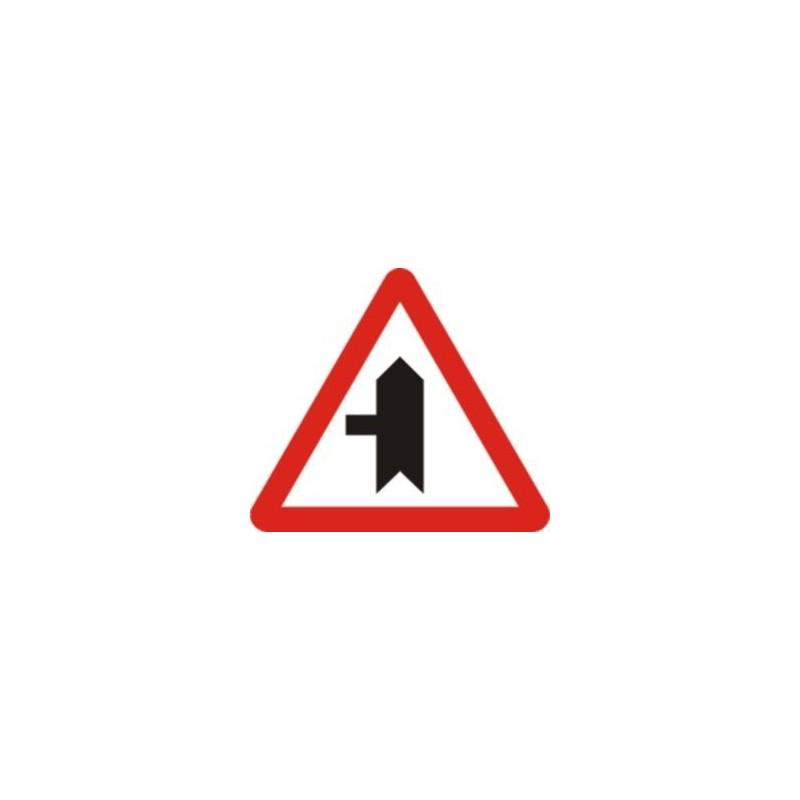 P1b-Señal Vial Con prioridad sobre Vía a la izquierda - Referencia P1B