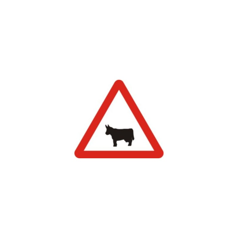 P23-Paso de animales domésticos