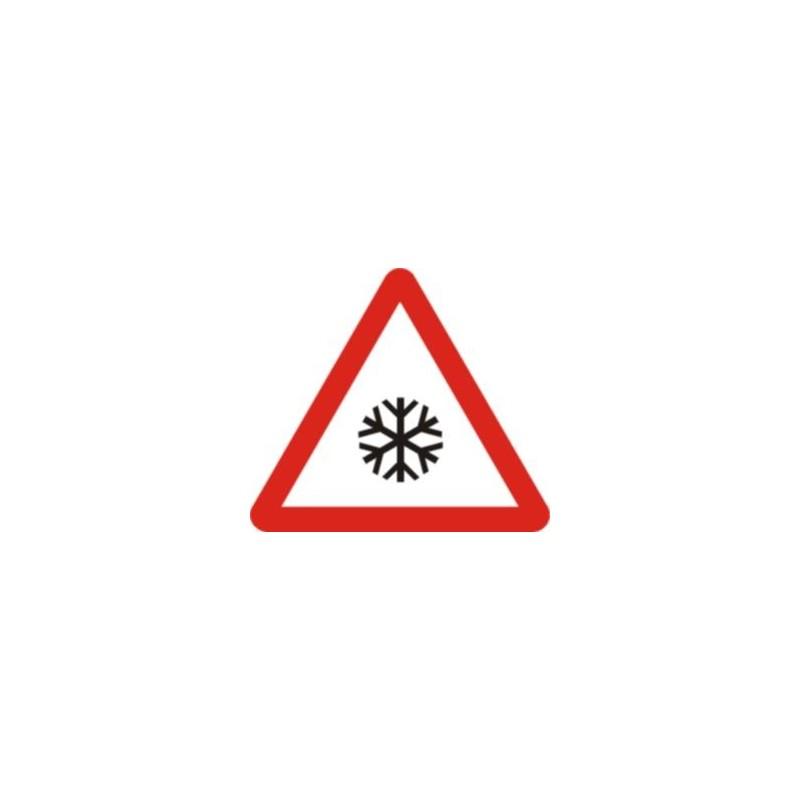 P34-Pavimento deslizante por hielo o nieve