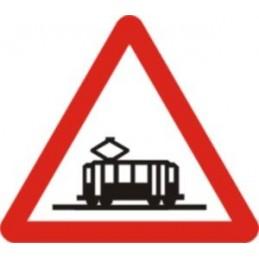 Encreuament de tramvia