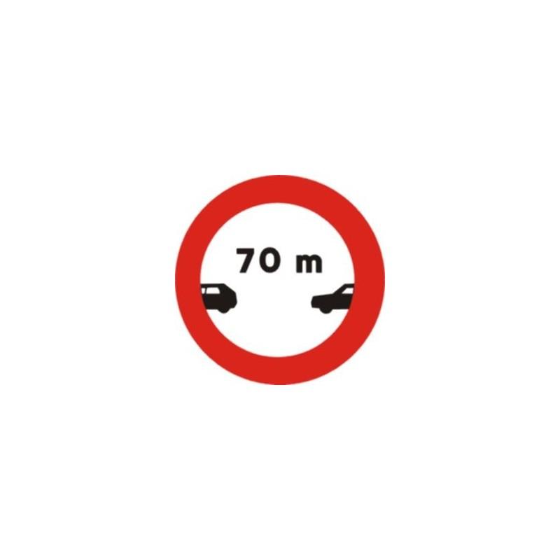 R300-Separación mínima