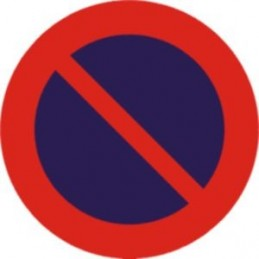 Estacionament prohibit