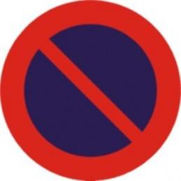 R308 Estacionamiento prohibido (Prohibido Aparcar)